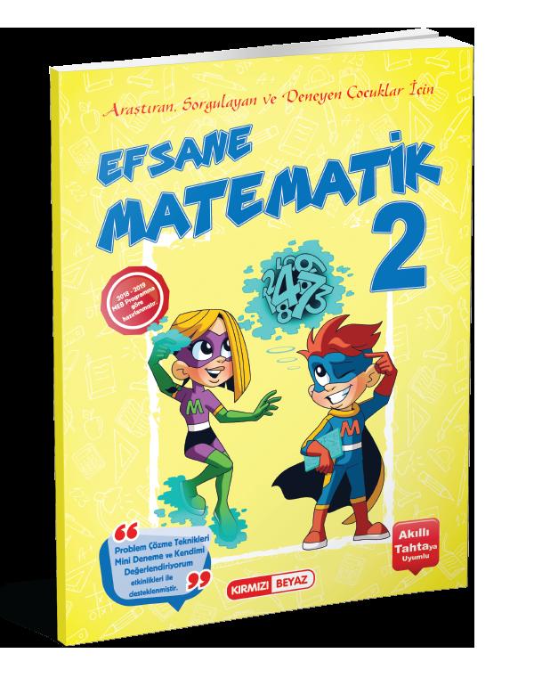 Efsane Matematik 2.Sınıf