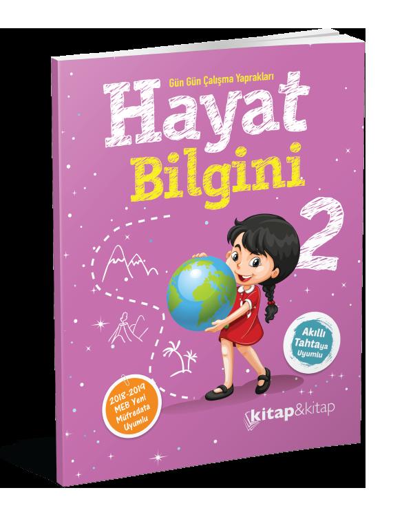 Hayat Bilgini 2.Sınıf (Kitap&Kitap)