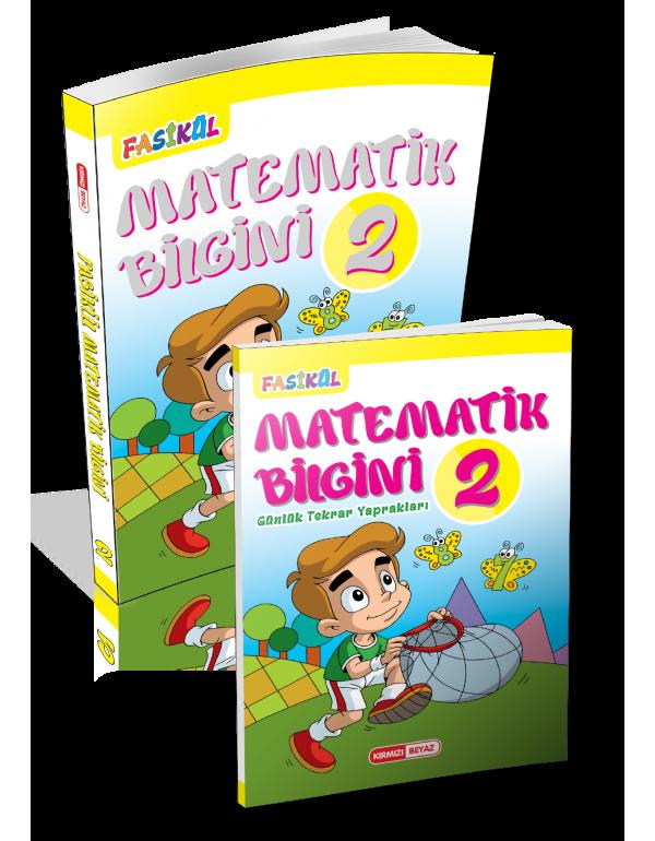 Matematik Bilgini Fasikül Günlük Tekrar 2.Sınıf