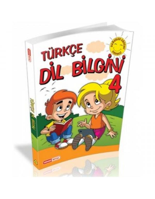 Kırmızı Beyaz Türkçe Dil Bilgini 4. Sınıf