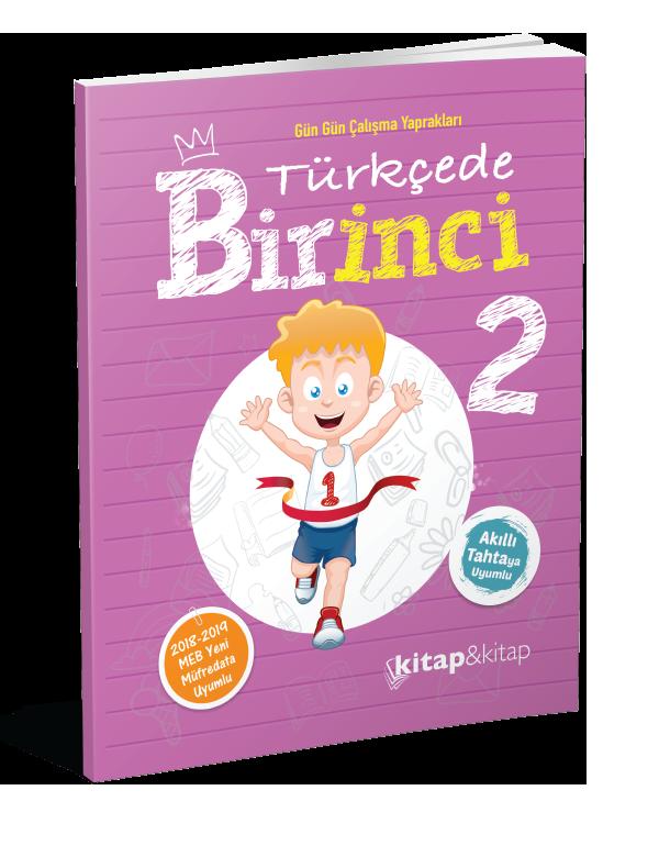 Türkçede Bir İnci 2.Sınıf (Kitap&Kitap)