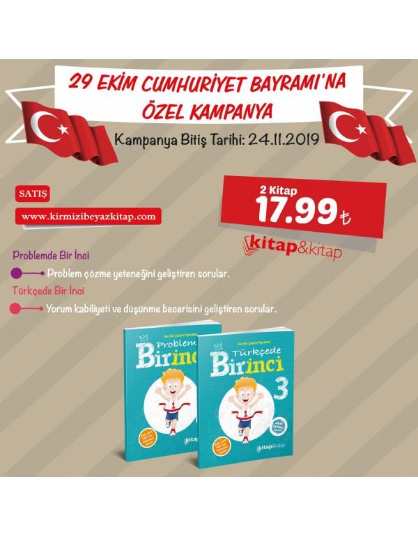Problemde Türkçede Bir İnci 3.Sınıf - Kampany...