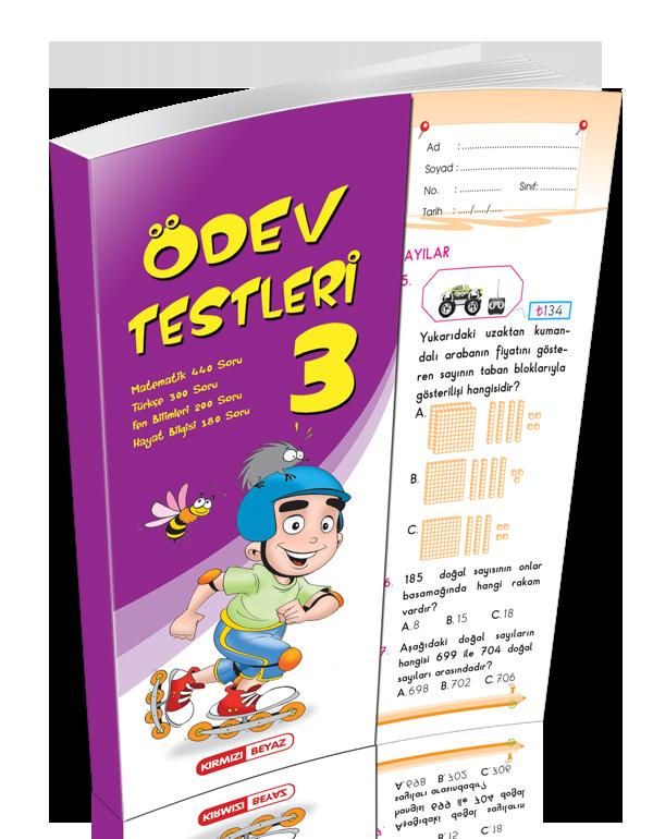 Ödev Testleri 3.Sınıf