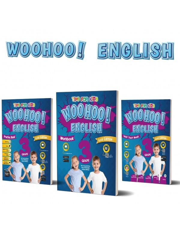 Kırmızı Beyaz 3.Sınıf Gold Edition Woohoo Eng...