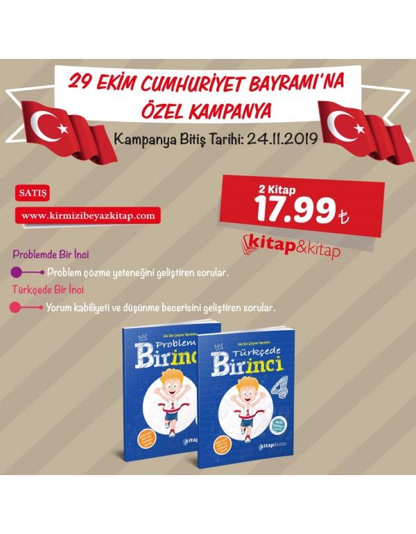 Problemde Türkçede Bir İnci 4.Sınıf - Kampany...