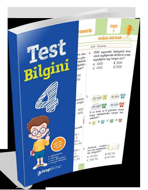Test Bilgini 4.Sınıf
