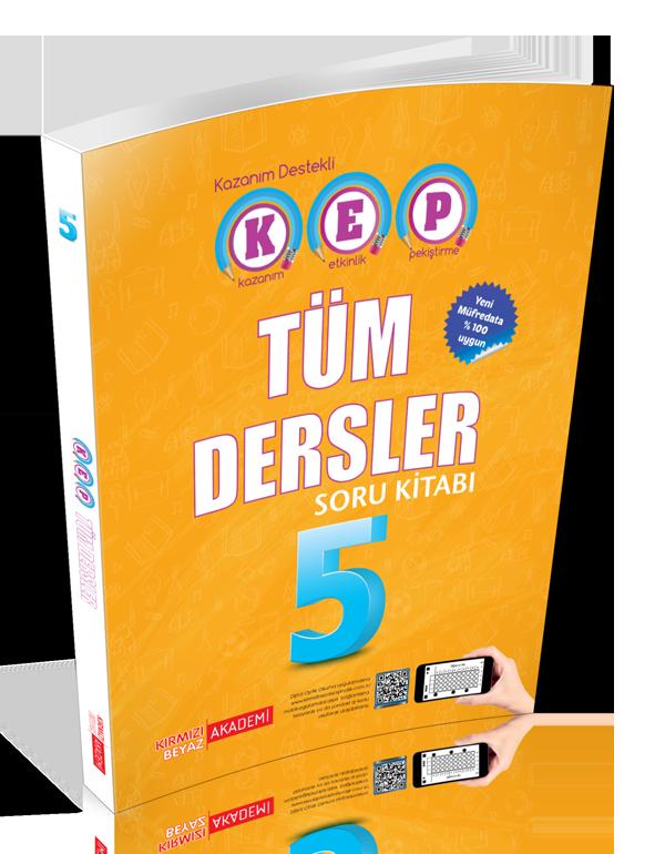Kazanım Destekli Tüm Dersler Soru Bankası(KEP) ...