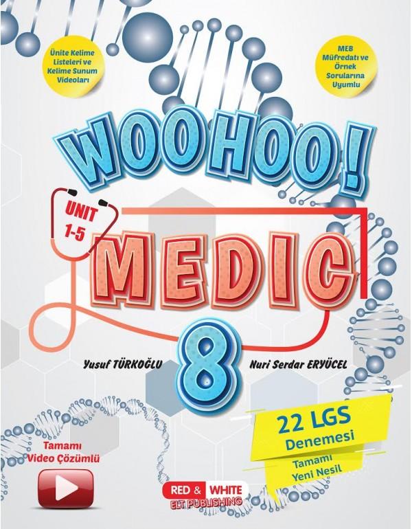 Kırmızı Beyaz Akademi 8.Sınıf Woohoo Medic LG...