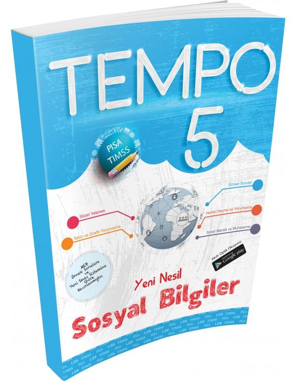 Tempo Sosyal Bilgiler 5. Sınıf