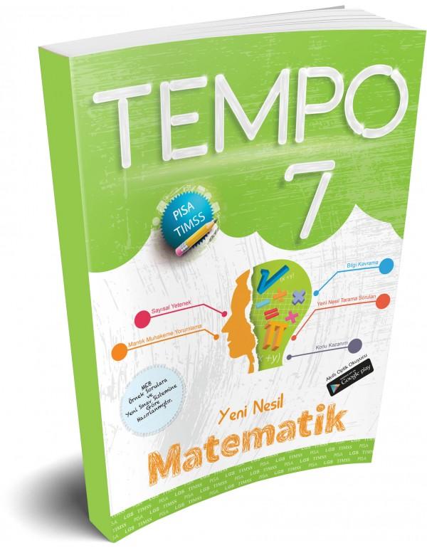 Kırmızı Beyaz Tempo Matematik 7. Sınıf