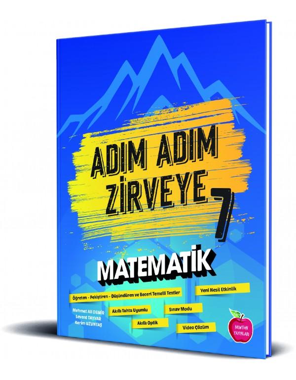 Newton Yayınları 7.Sınıf Adım Adım Zirveye M...