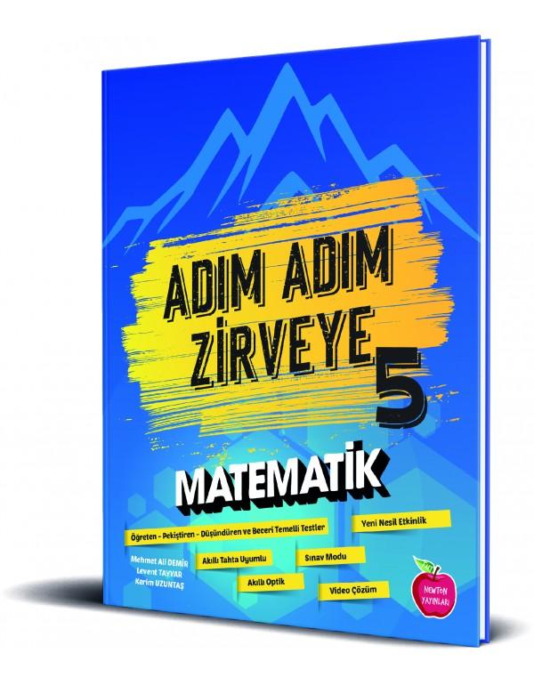 Newton Yayınları 5.Sınıf Adım Adım Zirveye M...