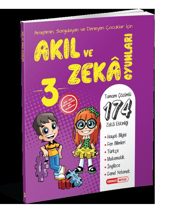 Akıl ve Zeka Oyunları 3.Sınıf