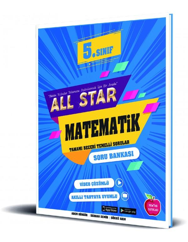 Newton Yayınları 5.Sınıf All Star Matematik So...