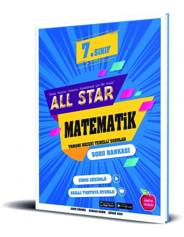 Newton Yayınları 7.Sınıf All Star Matematik So...