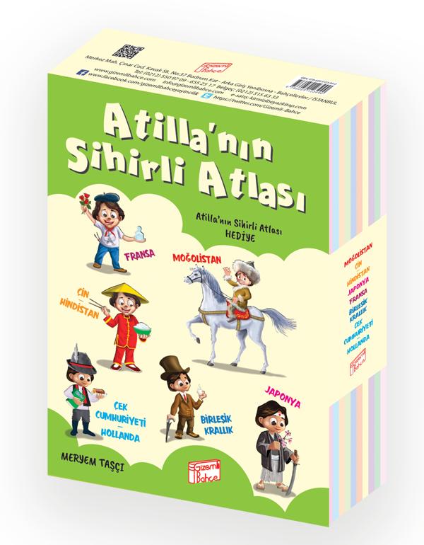Atilla'nın Sihirli Atlası