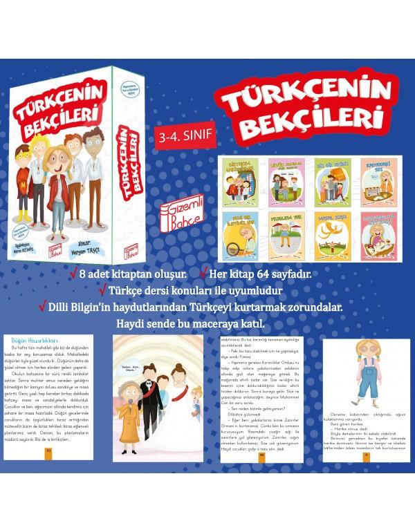 Gizemli Bahçe Türkçenin Bekçileri