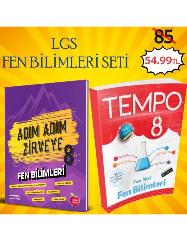 FEN BİLİMLERİ LGS SETİ 8.SINIF