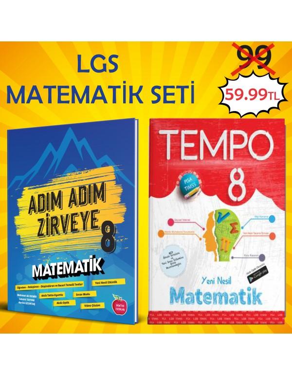 MATEMATİK LGS SETİ 8.SINIF