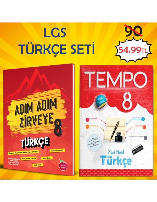 TÜRKÇE LGS SETİ 8.SINIF