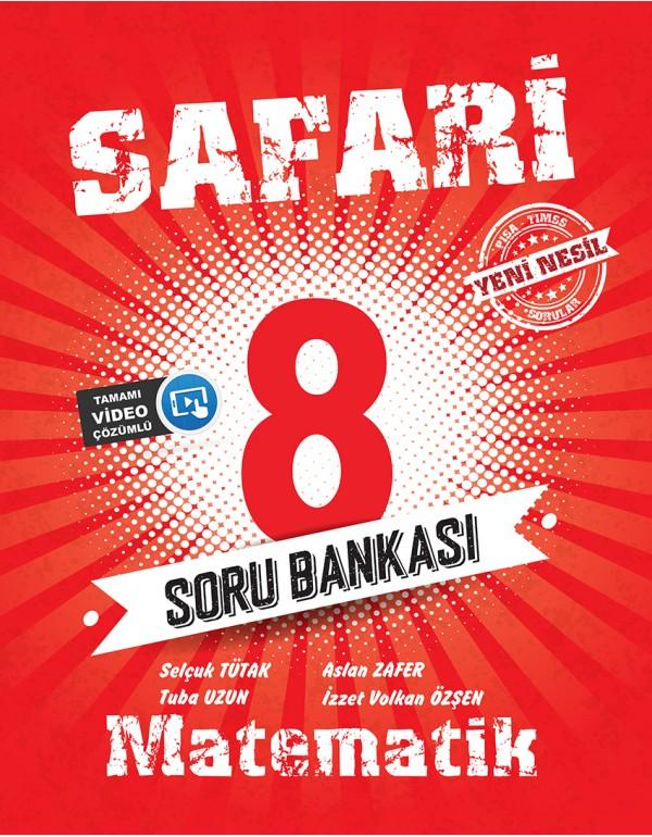 Kırmızı Beyaz Safari 8.Sınıf Matematik Soru B...