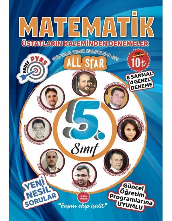 Newton Yayınları 5.Sınıf All Star Matematik De...