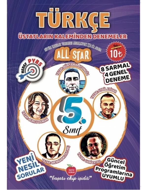 Newton Yayınları 6.Sınıf All Star Türkçe Den...