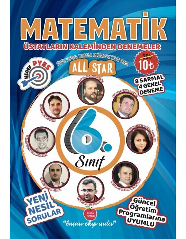 Newton Yayınları 6.Sınıf All Star Matematik De...