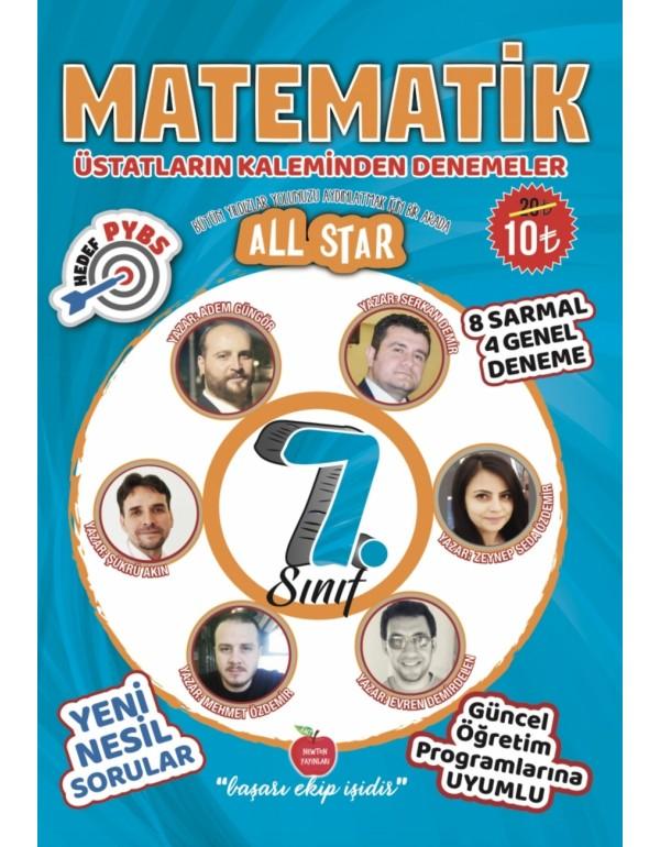 Newton Yayınları 7.Sınıf All Star Matematik De...