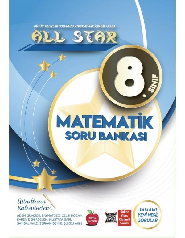 Newton Yayınları 8.Sınıf All Star Matematik So...