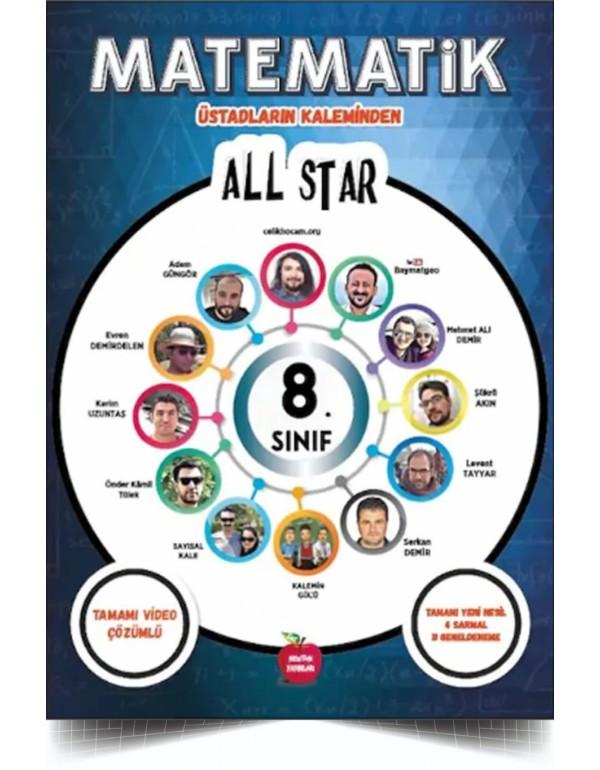 Newton Yayınları Lgs Matematik All Star Denemesi...